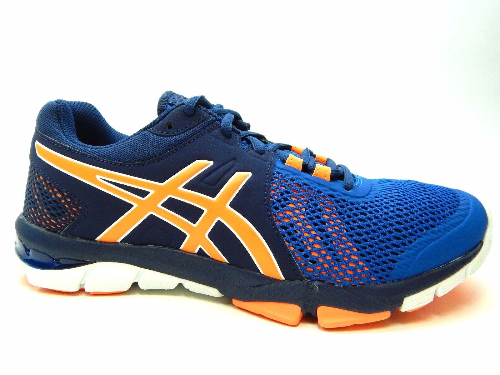 ASICS gel craze Tr 4 Indigo naranja s705n 4930 talla de zapatos masculinos 7,0