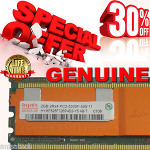 PC2-5300F Fully Buffered RAM for IBM Systems x iDataPlex dx340 8x4GB 32GB