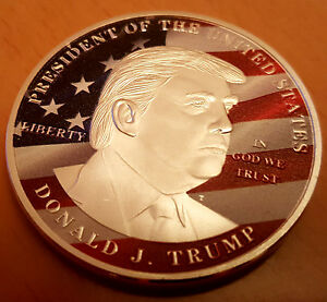 PRESIDENT DONALD J TRUMP Silver Coin Make America Great Again USA Flag Liberty - <span itemprop=availableAtOrFrom>Look at my other Items, United Kingdom</span> - Returns accepted Most purchases from business sellers are protected by the Consumer Contract Regulations 2013 which give you the right to cancel the purchase within 14 days - Look at my other Items, United Kingdom