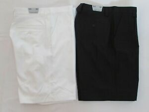 NEW-MEN-S-UNDER-ARMOUR-GOLF-PERFORMANCE-PLEATED-FRONT-SHORTS-PICK-SIZE-AND-COLOR