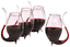 Oenophilia-Port-Wine-Sippers-Beverage-Decanter-Set-of-4-Liqueur-Glass-Sherry-Bar thumbnail 2