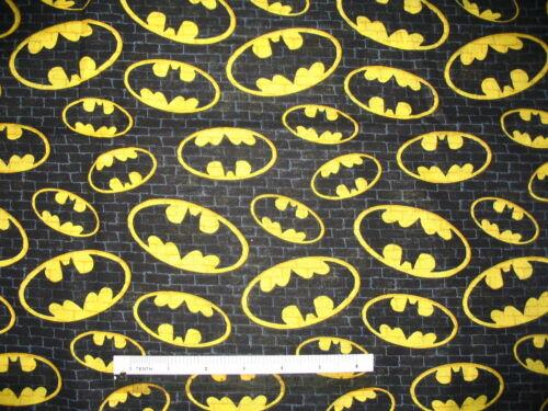 Already cut pieces to choose Batman Cotton Quilting Fabric