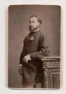 Vintage-CDV-King-Edward-VII-of-Great-Britain-Emperor-of-India-Mayall-Photo