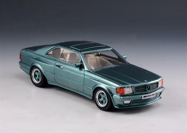grandes ofertas GLM Mercedes Benz AMG C126 6.0 1984 verde    1 43 206602  compras de moda online