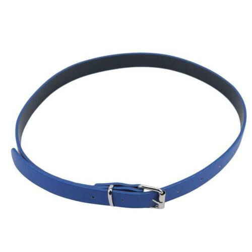 Fashion Boys Girls Leather Belts Waistband For Trousers Jeans Pants Adjustable