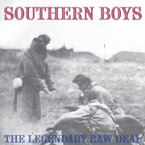 LEGENDARY-RAW-DEAL-SOUTHERN-BOYS-VINYL-LP-NEW