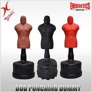 Bob Human Xl Boxing Punching Bag Adjustable Height