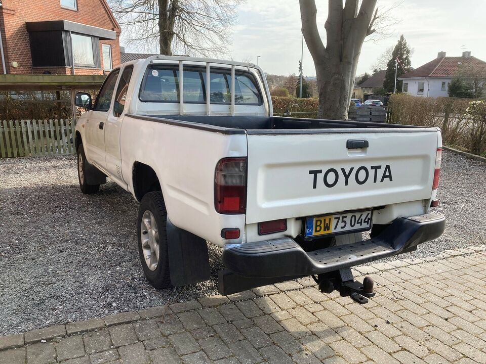 Toyota Hilux nysynet maj 2021
