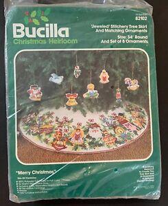 Bucilla Felt Stitchery Holiday Merry Christmas Tree Skirt ...