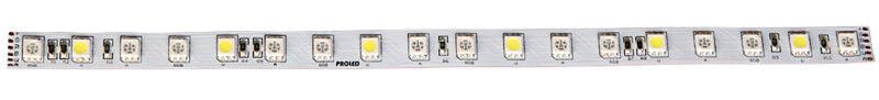 PROLED LED Flex Strip - L65D7AW - RGBAW RGBAW RGBAW - Amber  Weiß 5700k - 5 Meter Stripes | New Products  5da8e9