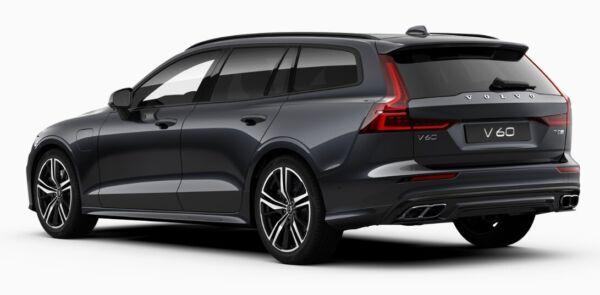 Volvo V60 2,0 T8 390 R-Design aut. AWD - billede 1
