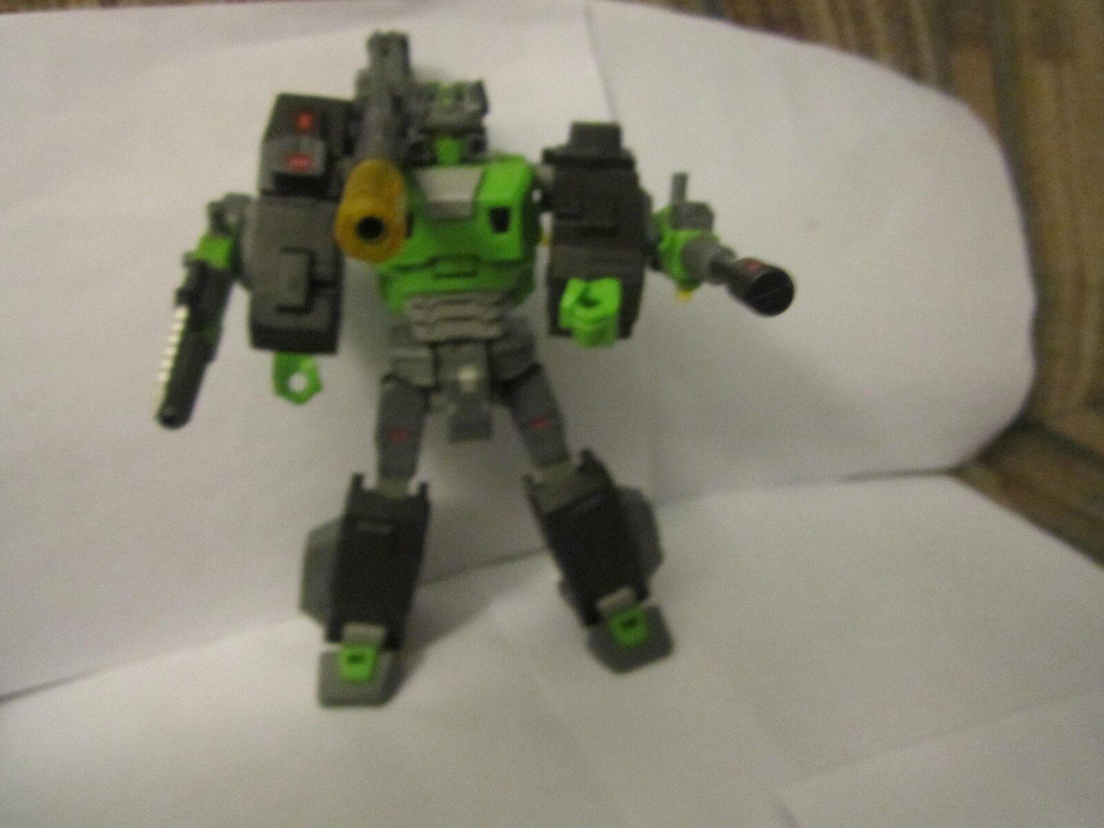 Transformers 3rd Party Toyworld Hardbone TW-H01 G1 Hardhead