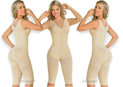 Fajas MyD con Brasier Post Surgery Compression Body Bra with Bra and Sleeves