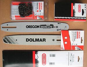 Stihl Sägekette  für Motorsäge DOLMAR ES-2140A Schwert 30 cm 3//8 1,3