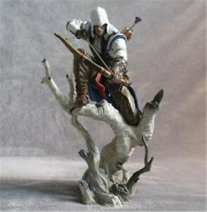 Assassin-039-s-Creed-III-Connor-PVC-Figure-Statue-Model-Toy-Boxed-Collection-Gifts