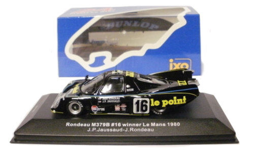 suministramos lo mejor IXO LM1980 Rondeau M379B 1980 Le Mans Winner 1980-Jaussaud Rondeau Rondeau Rondeau 1 43 Escala  Web oficial