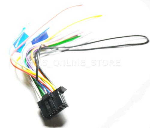 Genuine OEM Wire harness Kenwood DDX595 DDX-595 *FREE USA SHIPPING* A1