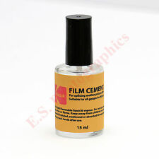 15ml Bottle of Kodak Professional Grade Film Splicing Cement for 8mm 9.5mm 16mm