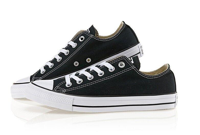 CONVERSE Chuck Taylor ALL STAR Sneaker OX (M9166) CT AS CORE OX Sneaker (AM9166C) BLACK d60e0f
