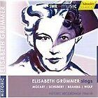Elisabeth Grümmer sings Mozart, Schubert, Brahms & Wolf (2009)