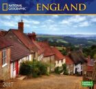 England by National Geographic 9781772180077 Calendar 2016