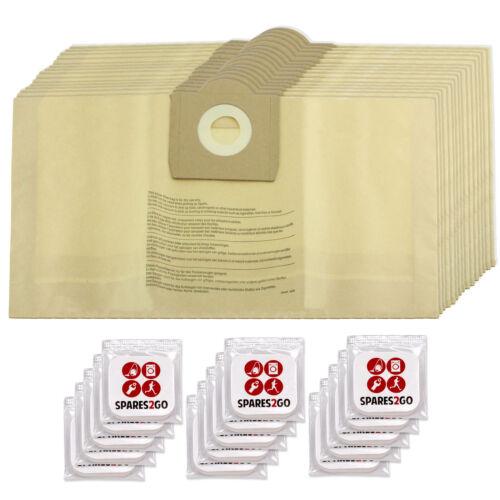 Fresh Dust Bags x 15 for DEWALT DW790 Vacuum Cleaner