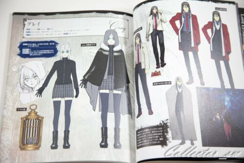 3-7 DaysFate The Case Files of Lord El-Melloi II Material from JP