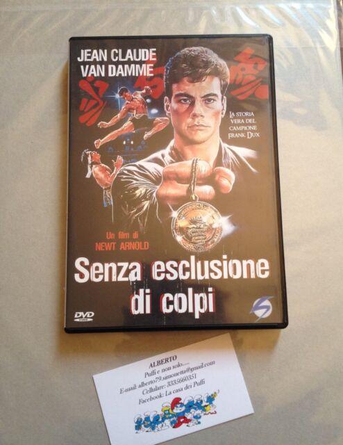SENZA ESCLUSIONI DI COLPI DVD FUORI CATALOGO