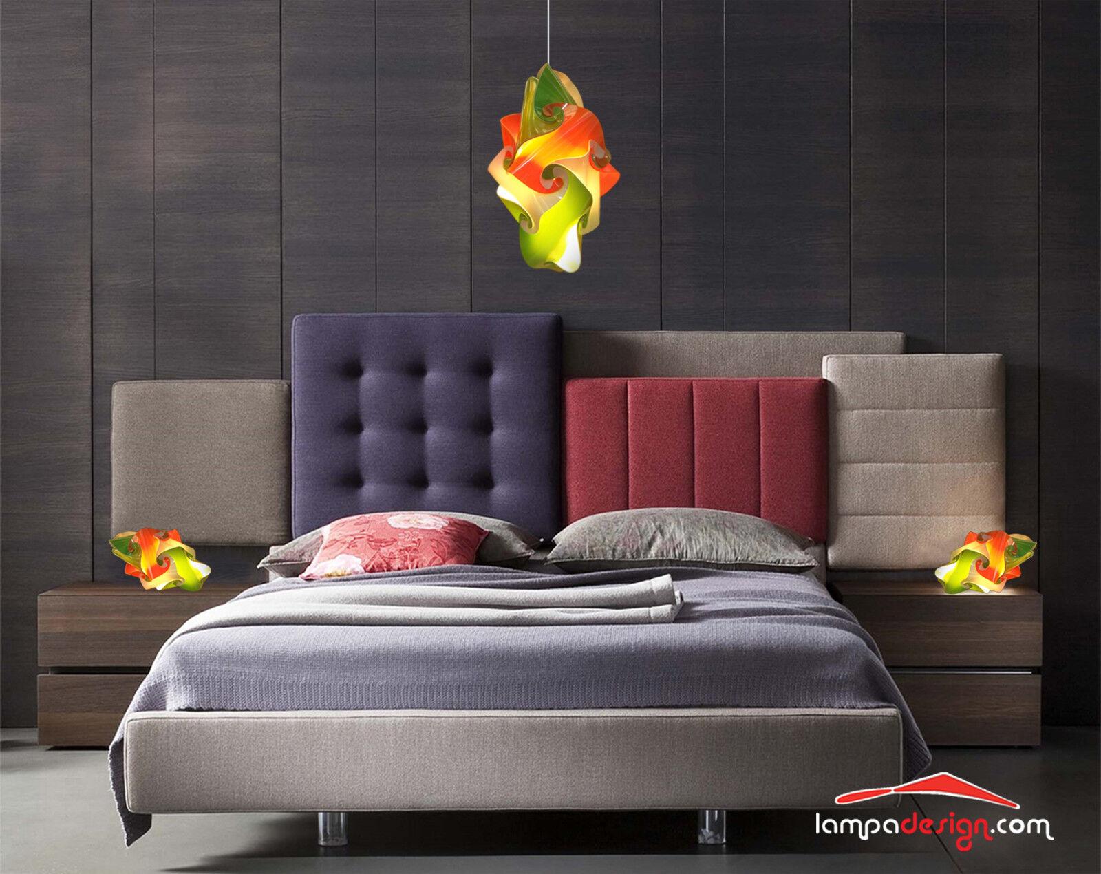 Set luci camera da letto lampada soffitto lampade lampade