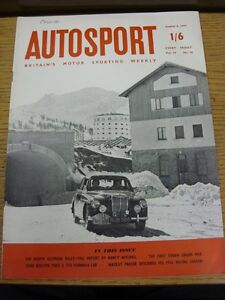 08031957 Autosport Magazine Vol 14 No 10  Name On Front - <span itemprop='availableAtOrFrom'>Birmingham, United Kingdom</span> - Returns accepted within 30 days after the item is delivered, if goods not as described. Buyer assumes responibilty for return proof of postage and costs. Most purchases from business s - <span itemprop='availableAtOrFrom'>Birmingham, United Kingdom</span>