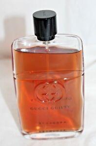 e85f56a24f1d7 Gucci Guilty Absolute Pour Homme 3.0 Oz 90 ml Eau de Parfum EDP ...