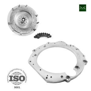 Details about Audi V8 4 2 ABZ to BMW GS6-53DZ Conversion Kit M57N 330D 530D  SWAP Adaptor PMC