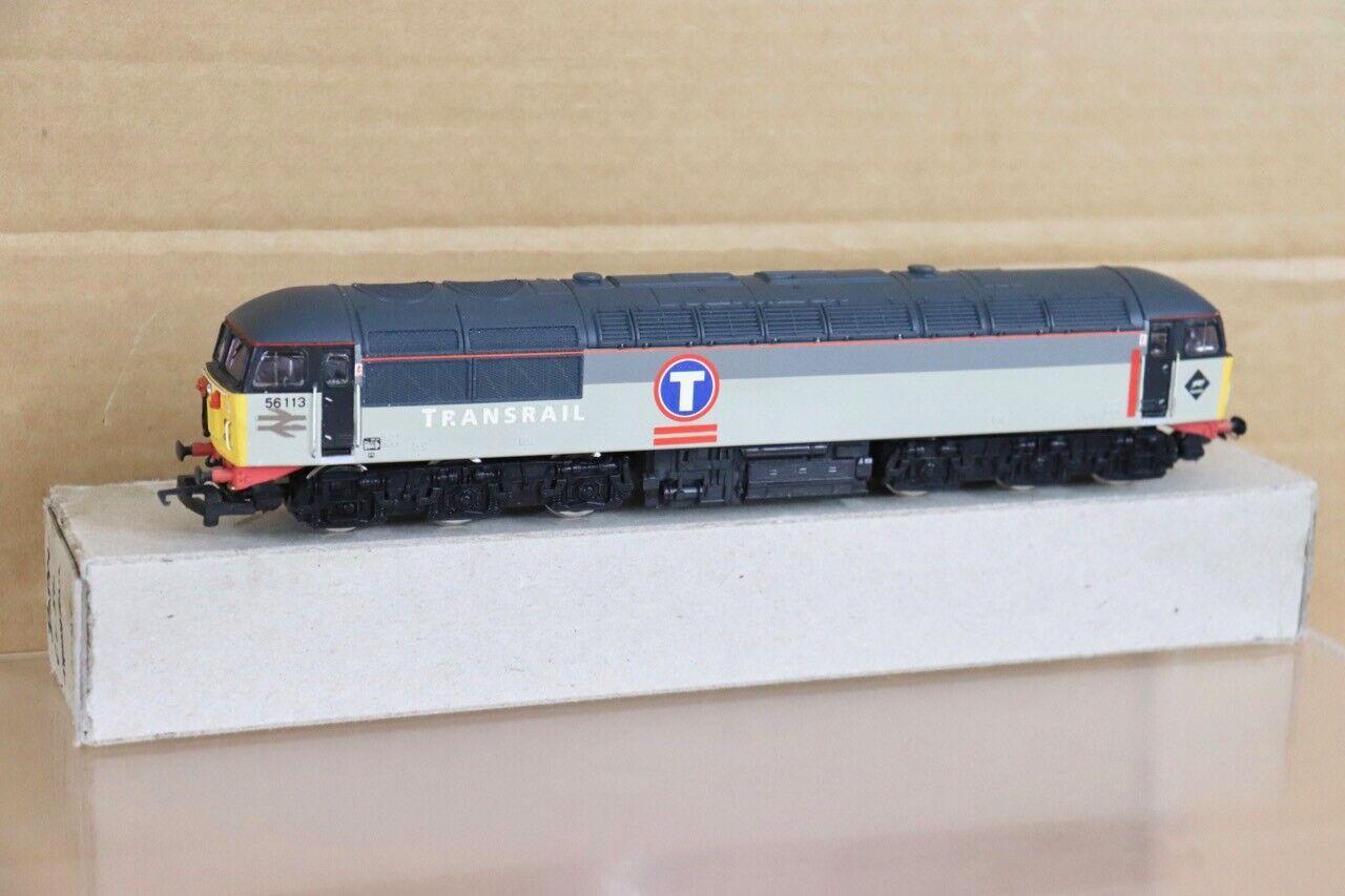 Mainline Re Pintado Br Clase Transrail 56 Diesel Locomotoras 56113NT