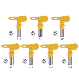 Airless-Spray-Gun-Tips-Nozzle-For-Paint-Sprayer-Tool-211-517-Series