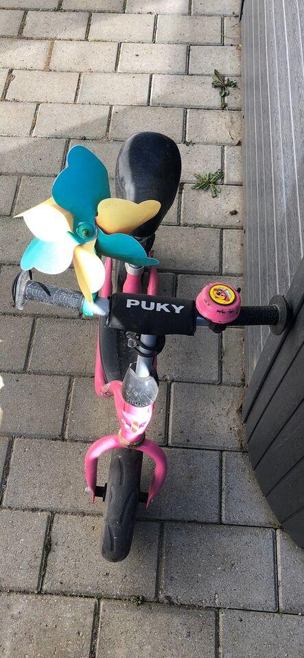 Pigecykel, løbecykel, PUKY