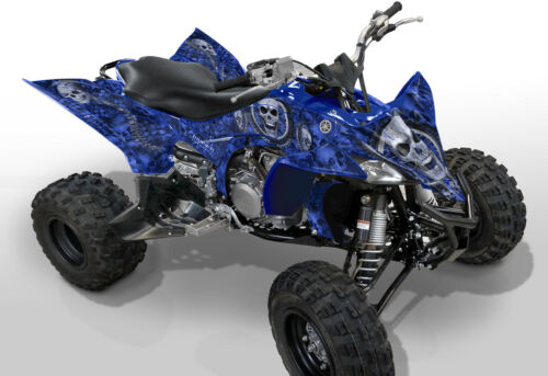 2014-2017 Yamaha YFZ 450R Graphics Adrenaline Junkie by Invision Artworks