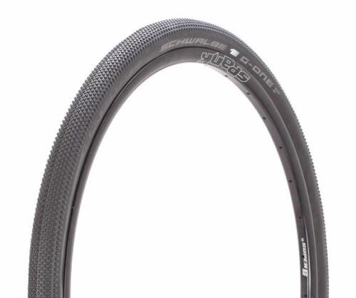 "Schwalbe G-One TLE K tire 27.5 X 1.5/"" 650bx38c Blk"