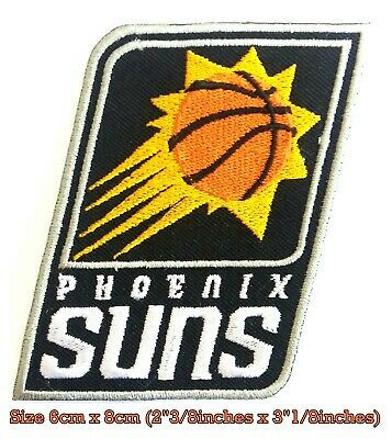 Phoenix Suns Basketball Sport Patch Logo Embroidery Iron Sewing On Fabric Ebay