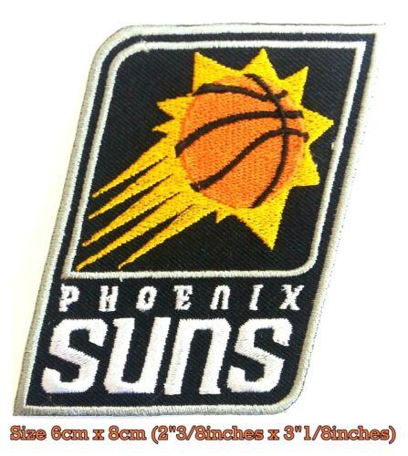 Phoenix Suns Basketball Sport Patch Logo Broderie fer à coudre sur tissu