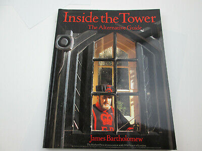 1992 Inside the Tower Alternative Guide Tower of London ...