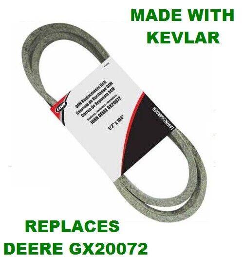 GX20072 JOHN DEERE BELT Replacement