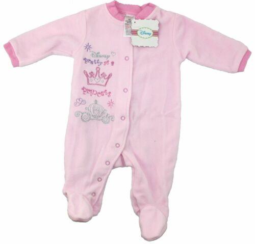 Disney Bonita como una princesa Polar Rosa bebé crezca Pijama-totalmente Nuevo