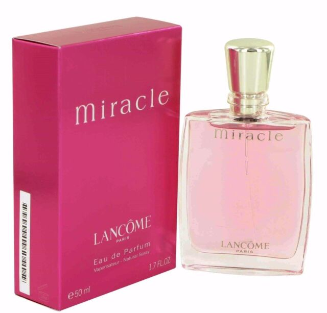 Lancome Miracle Fragrance for Women 50ml EDP Spray