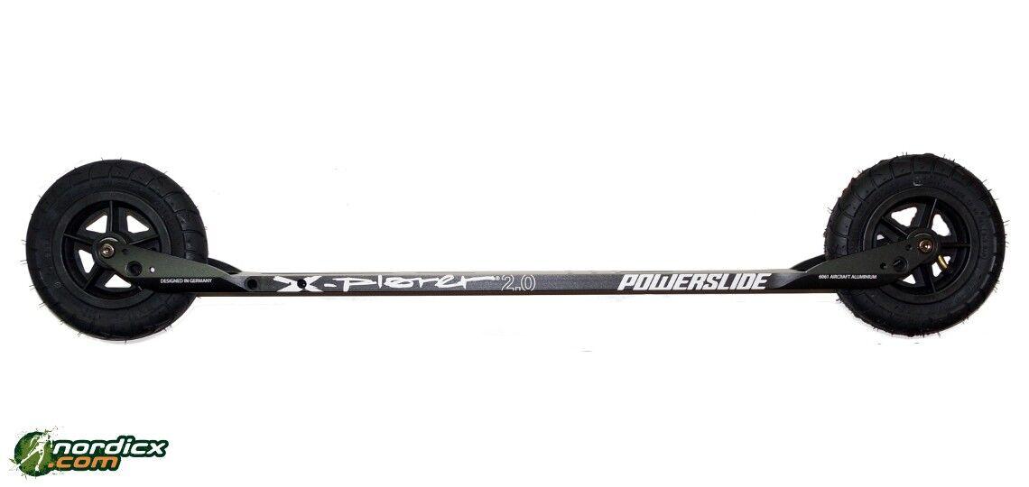 Skiroller   Rollski POWERSLIDE X-Plorer 2.0 Gr. L