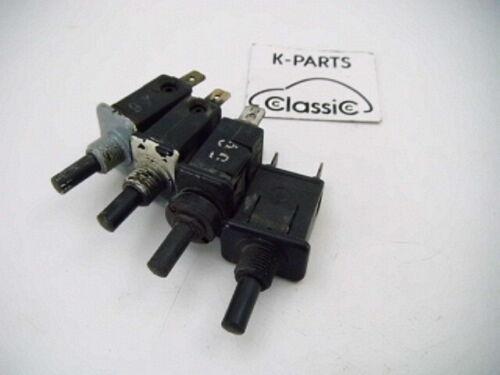original Mercedes //8 W116 W123 W124 W126 Türkontaktschalter 0008212052 Schalter