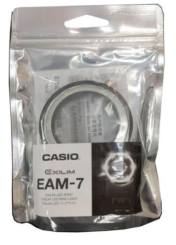 Nuevo CASIO EXILIM EAM-7 EAM7 Led Para FR10 FR100 FR100L Cámara