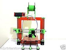 SEMI ASSEMBLED Prusa i3 RepRap 3D Printer Kit with Free 1kg Filament