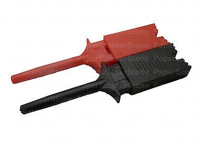 20pcs Handfree Mini Grabber Test Hook Clip Probe for SMD SMT IC MultiMeter