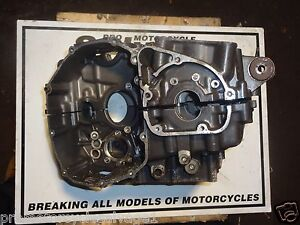 Details about SUZUKI GSXR 750 1992 1993 WN:ENGINE CASES:USED MOTORCYCLE  PARTS