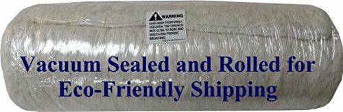 Details about  /Ultra Luxury Bamboo Shredded Memory Foam Pillow Hypoallergenic Kool ComfortQueen
